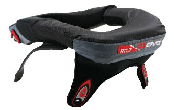 EVS RC3 Race Collar , Color: Black, Size Segment: Adult RC3BK by EVS