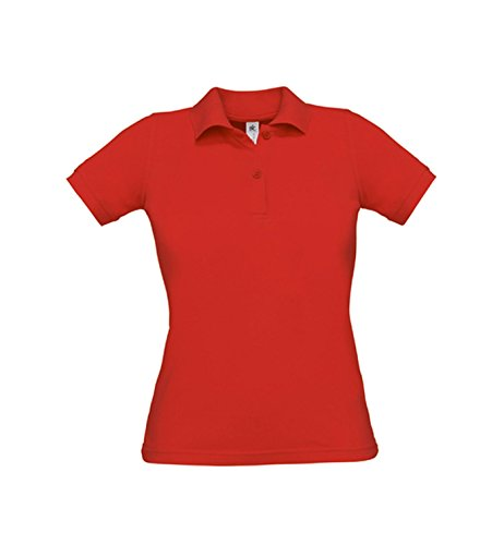 Polo Safran Pure / Mujer Red