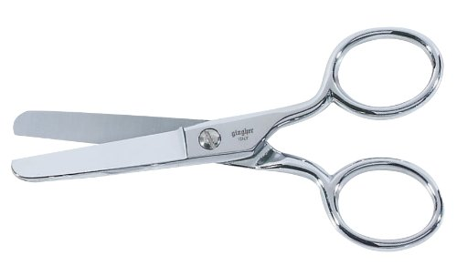 Gingher 220060-1001 Pocket Scissors, 5-Inch, Industrial Pack