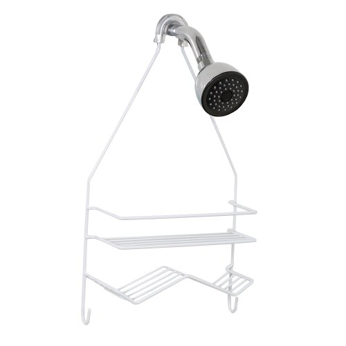 Zenna 7518W Over Showerhead Caddy product image