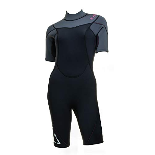 evo Elite 3mm Shorty Wetsuit (Women's) 11/12 - Elite Wetsuit