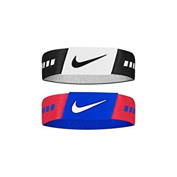 : Nike Baller Bands, Black : Clothing