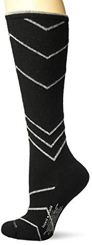 gsAway Compression Sock, Black, Medium/Large ()