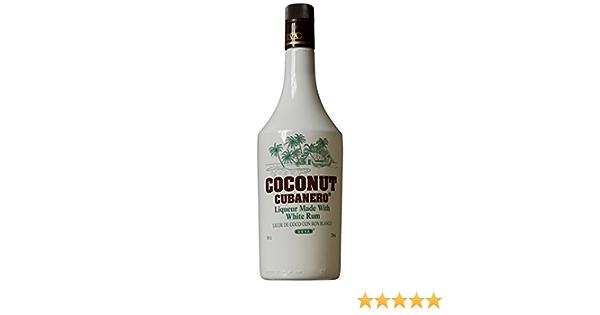 Licor deva coconut 1l 24º: Amazon.es: Alimentación y bebidas