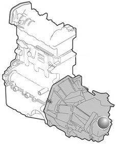 Transmission End LH Borg /& Beck BEM3970 Engine Mounting