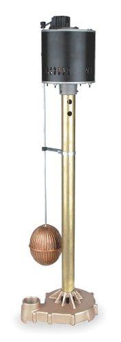 (Dayton 4KU63 Pump, Sump, 0.50 HP)