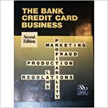 The bank credit card business Amazon