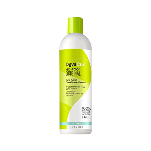 Devacurl no-poo original cleanser.