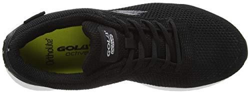 Ala891 Running Bw Black Shoes White Gola Women's Black O5wqxxvf