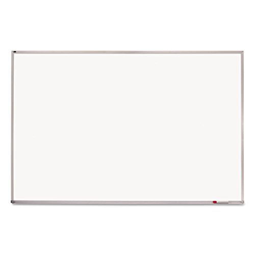 Quartet Whiteboard, 4' x 6', Aluminum Frame (EMA406) by Quartet