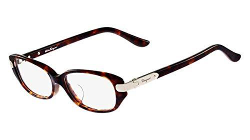 (New Salvatore Ferragamo Rx Eyeglasses - SF2740A 214 - Tortoise (53-15-135))