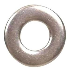 Ram Tail Rt-fw-10 Railing Flat Washers, Stainless Steel