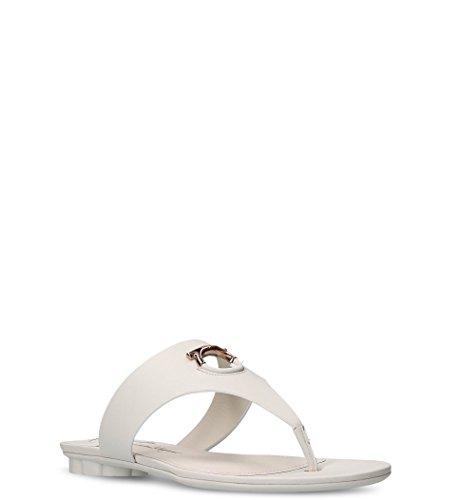 Salvatore Grey Women's Ferragamo 01n134 Sandals Leather 0U46q