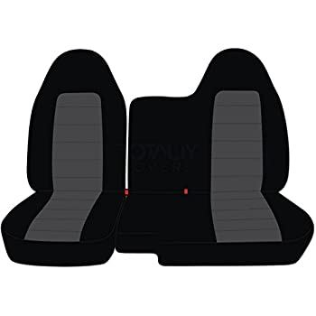 Amazon Durafit Seat Covers F282 Black Gray