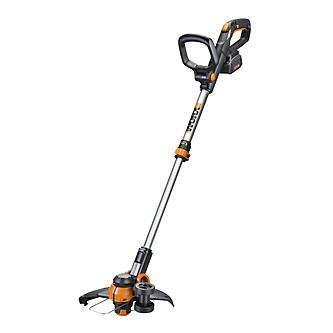 Worx 12-in 40 Volt Max Li-ion Cordless Grass Trimmer with Command Feed by Worx!