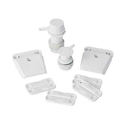 Igloo 20108 Ice Chest Parts Kit, Universal