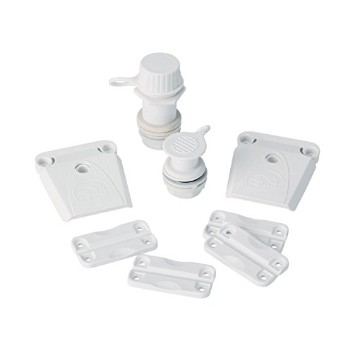 Igloo Parts Kit for Ice Chests (Igloo Cooler Replacement)
