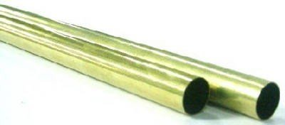 K/&S Metal Round Tube 5//32 D X 36 L Brass