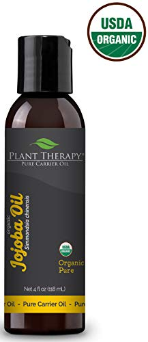 Plant Therapy Organic Jojoba Carrier Oil 4 fl. -
