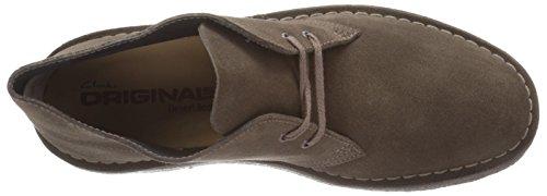 Desert Boot da uomo Clarks Originals, pelle scamosciata marrone, 7,5 M US