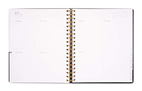 Erik 2019/2020 SV Wire-O ING - Agenda Escolar de 254 Páginas, 20,8 x 25,2 cm, Negro