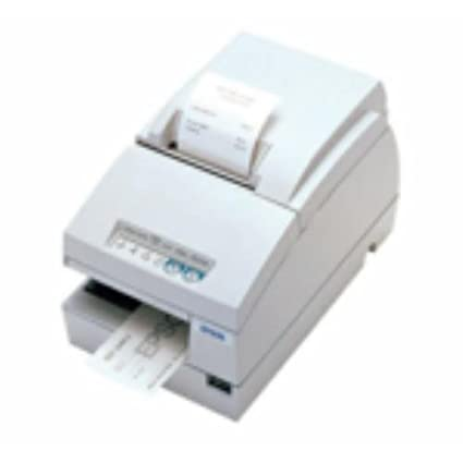 Tm-U675 Pos Receipt Printer - Monochrome - Dot-Matrix - 4 6 Lps