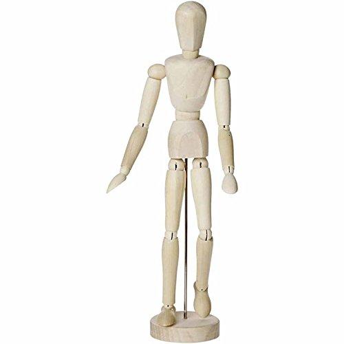 Manichino da disegno, H: 30 cm, maschio, 1pz Creativ Company