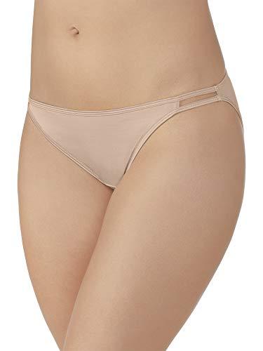 Vanity Fair Women's Illumination Plus Size Bikini Panty 18810, Rose Beige, 4X-Large/11 ()