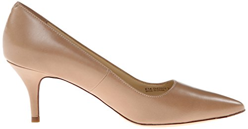 Cole Haan Womens Bradshaw 65 Dress Pump In Pelle Zucchero Dacero