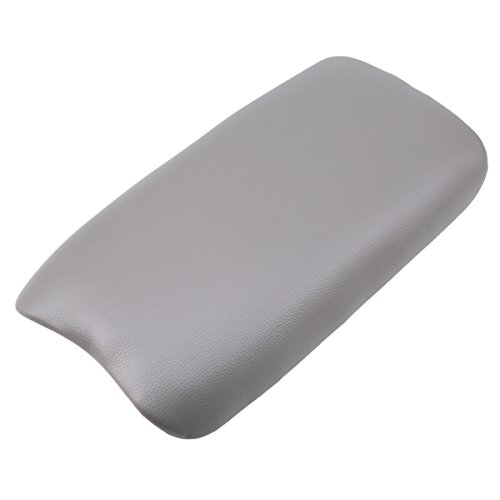 Possbay Car Armrest Lid Center Console Cover Leather for Honda Civic 2006-2011