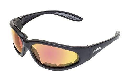 Plus PL A antivaho Gafas HERC Hercules de Rojas Global Color 1 24 Eyewear fotocromáticas Vision 1 Negro GTR F 24 Sol Lentes X0wCxPqSCn