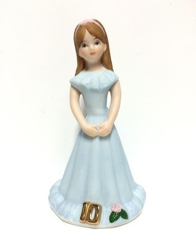 Age 10 Figurine - Enesco Growing Up Girls