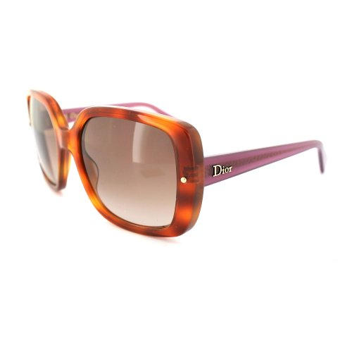 Christian Dior Diorjupon1 100% Authentic Women's Sunglasses Light Havana - Dior Sunglasses Authentic