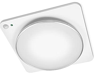 Quirky PISO1-WH01 ISO Humidity Activated Exhaust Fan