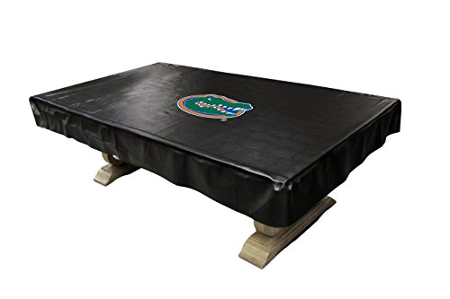 Imperial Officially Licensed NCAA Merchandise: Billiard/Pool Table Naugahyde Cover, 8-Foot Table, Florida Gators University Pool Table