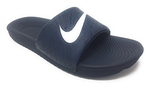 Big thunder Blue Kids Obsidian White Slide Kawa NIKE TxSYEt