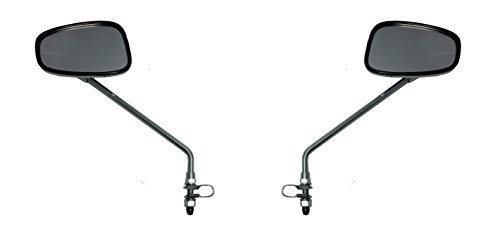 Bikes Street Mirrors (2 PACK - Sunlite Mirror 11-1/2