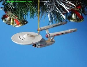 STAR TREK II *12 CHRISTMAS DECORATION ORNAMENT HOME PARTY TREE ...