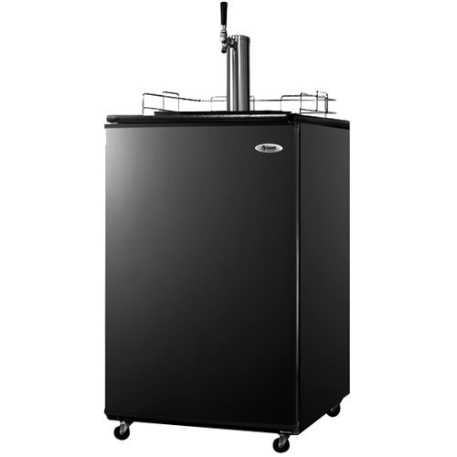 Summit Appliance SBC490 Kegerator Black
