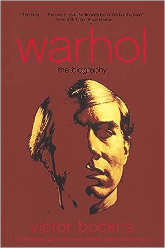 Warhol The Biography