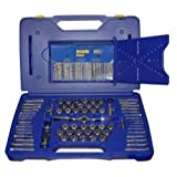 116 Piece Tap/Die/Drill Deluxe Set with PTS Handle Tools Equipment Hand Tools
