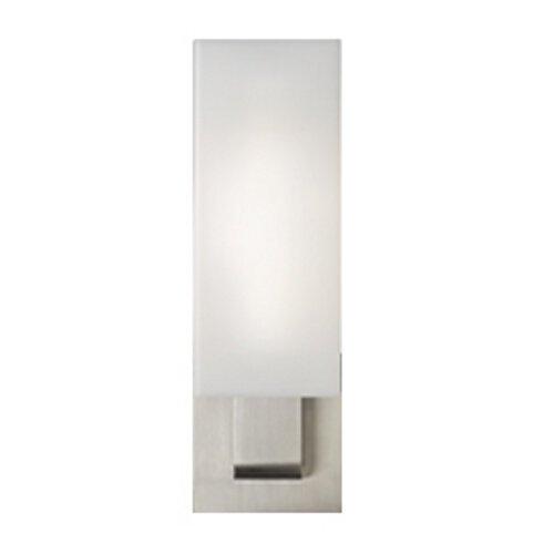 Tech照明700 wskiswwz-p Kisdon壁取り付け用燭台 700WSKISWWZ-CF 1 B0056LARJ2 White Glass White Glass