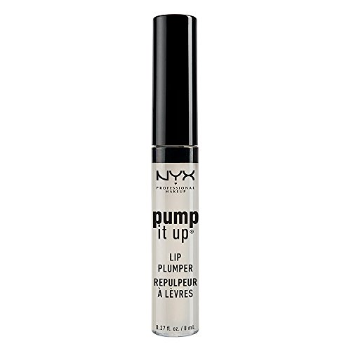 NYX Pump It Up Lip Plumper, Liv, 0.27-Ounce (Packaging May Vary)