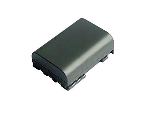 Globalsaving Rechargeable li-ion Battery Pack for Canon MVX200 MVX200i MVX20i MVX250i MVX25i MVX300 MVX30i MVX330i MVX350i MVX35i MVX40 MVX40i MVX45i, LEGRIA HV40 miniDV Camcorder