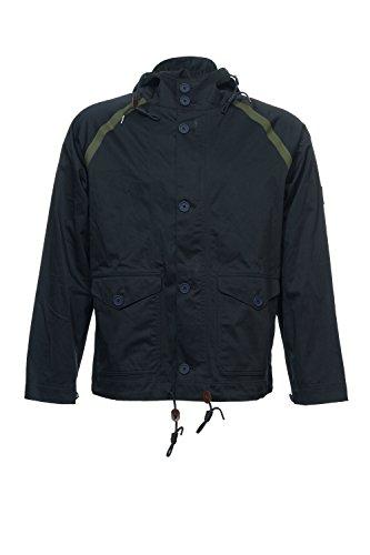 Sperry Top Sider 'Freeport' Blue Rain Jacket , Size 2XLarge