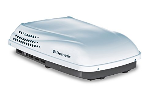 Dometic 640315C Penguin II 410 Amp Low Profile Rooftop Air Conditioner(Polar White) (Dometic Heat Pump)