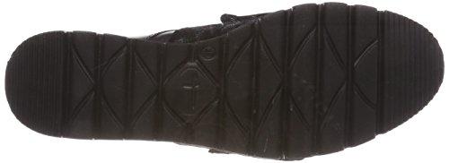 Tamaris Black Loafers 001 Women's 24700 Black qqTnZSF
