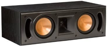 Klipsch RC-42 II Reference Series Center Channel Loudspeaker - Each (Black) [並行輸入品]