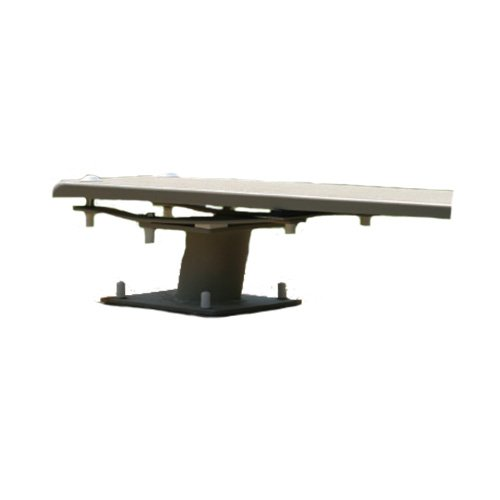 S.R. Smith 69209001 606/608 Cantilever Steel Diving Board Base with Jig White by S.R. Smith