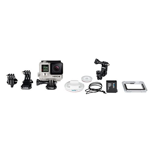 GoPro HERO4 BLACK Surf Bundle